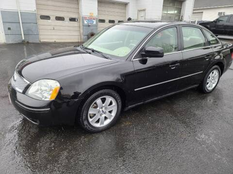 2005 Ford Five Hundred for sale at Driven Motors in Staunton VA
