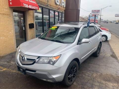 2008 Acura MDX for sale at JBA Auto Sales Inc in Stone Park IL