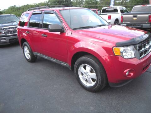 2011 Ford Escape for sale at 1-2-3 AUTO SALES, LLC in Branchville NJ