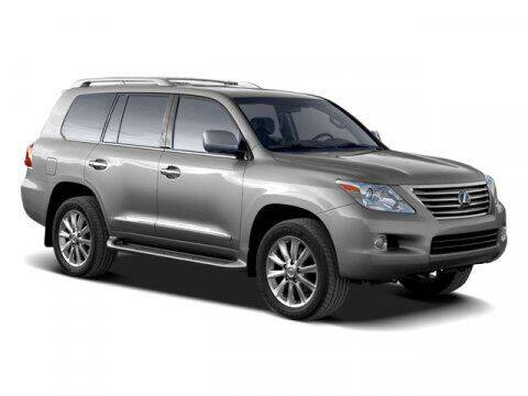 2009 Lexus LX 570 for sale at BEAMAN TOYOTA GMC BUICK in Nashville TN