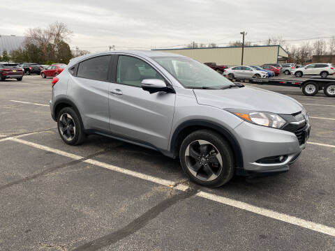 2018 Honda HR-V for sale at White River Auto Sales in New Rochelle NY