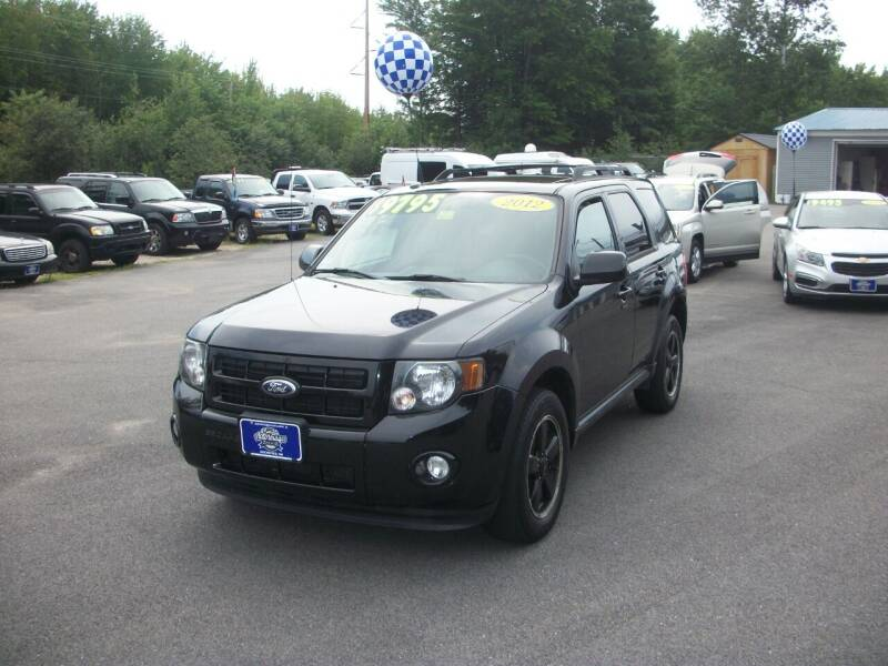 2012 Ford Escape for sale at Auto Images Auto Sales LLC in Rochester NH