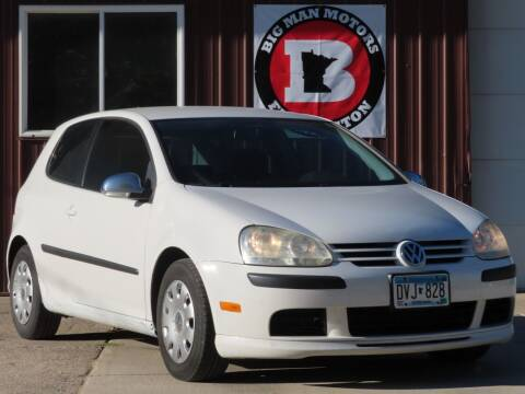 2007 Volkswagen Rabbit for sale at Big Man Motors in Farmington MN