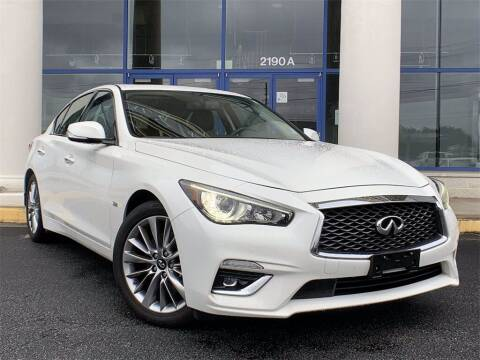 2019 Infiniti Q50 for sale at Southern Auto Solutions - Capital Cadillac in Marietta GA