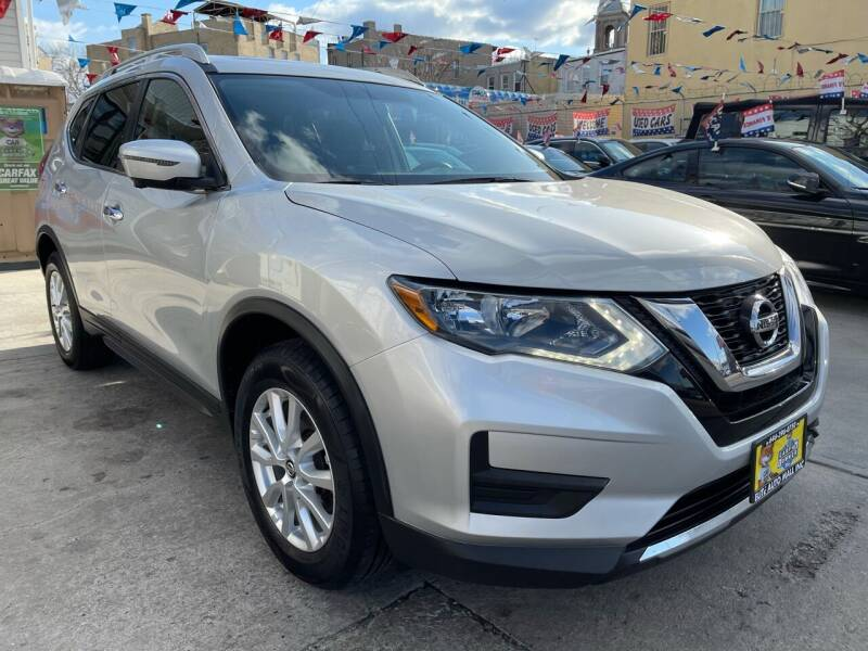 2017 Nissan Rogue for sale at Elite Automall Inc in Ridgewood NY