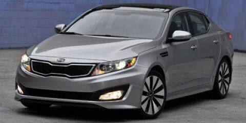 2012 Kia Optima for sale at Scott Evans Nissan in Carrollton GA
