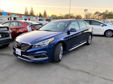 2016 Hyundai Sonata for sale at TOP QUALITY AUTO in Rancho Cordova CA