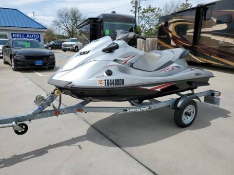 2014 Yamaha Waverunner VXS for sale at Kell Auto Sales, Inc - Grace Street in Wichita Falls TX