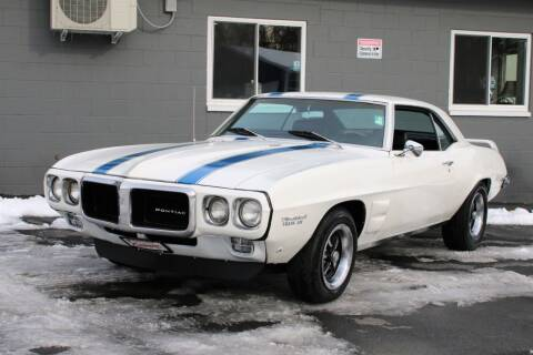 1969 Pontiac Firebird for sale at Great Lakes Classic Cars & Detail Shop in Hilton NY