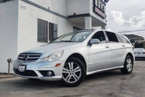 2008 Mercedes-Benz R-Class for sale at Fastrack Auto Inc in Rosemead CA