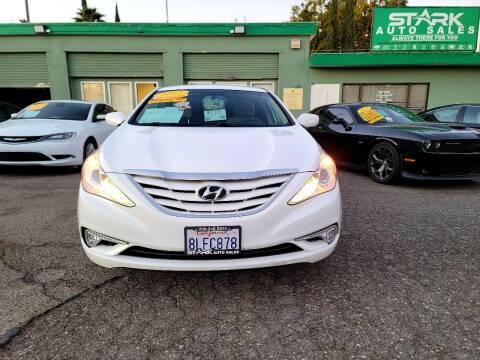2013 Hyundai Sonata for sale at Stark Auto Sales in Modesto CA