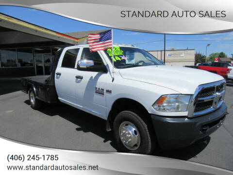 2014 RAM Ram Chassis 3500 for sale at Standard Auto Sales in Billings MT