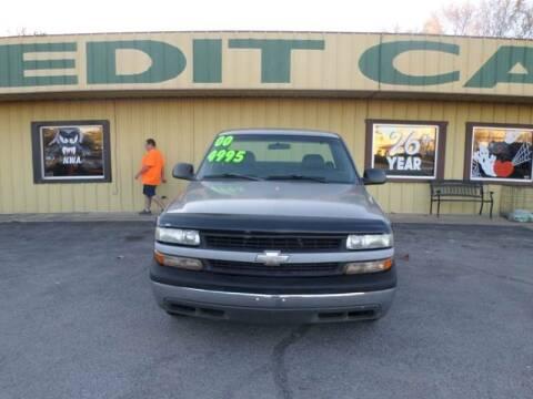 2000 Chevrolet Silverado 1500 for sale at Credit Cars of NWA in Bentonville AR
