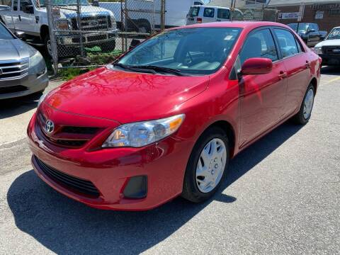 2012 Toyota Corolla for sale at White River Auto Sales in New Rochelle NY