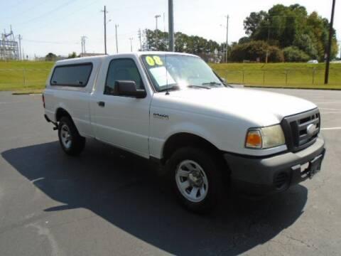 2008 Ford Ranger for sale at Atlanta Auto Max in Norcross GA
