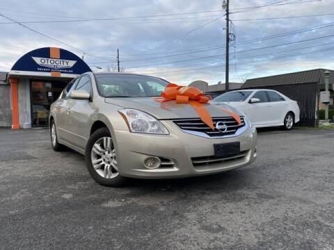 2010 Nissan Altima for sale at OTOCITY in Totowa NJ