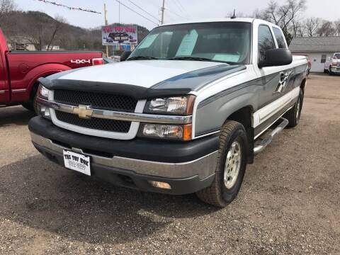 2003 Chevrolet Silverado 1500 for sale at Toy Box Auto Sales LLC in La Crosse WI