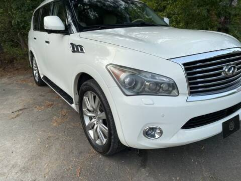 2012 Infiniti QX56 for sale at Star Auto Sales in Richmond VA