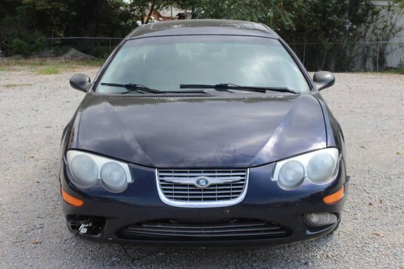 2000 Chrysler 300M for sale at Bailey & Sons Motor Co in Lyndon KS