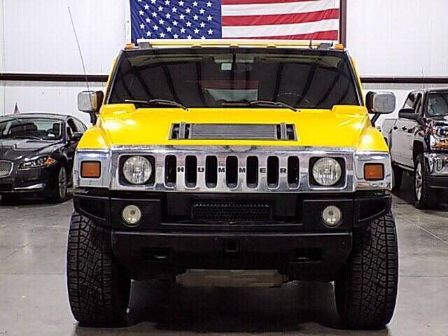 2005 HUMMER H2 for sale at Texas Motor Sport in Houston TX