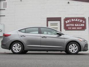 2018 Hyundai Elantra for sale at Brubakers Auto Sales in Myerstown PA