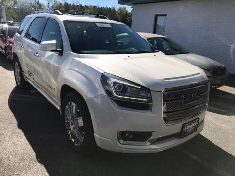 2014 GMC Acadia for sale at Smart Chevrolet in Madison NC