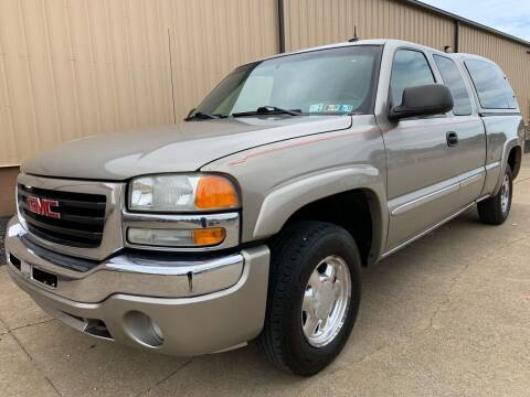 2003 GMC Sierra 1500 for sale at Prime Auto Sales in Uniontown OH