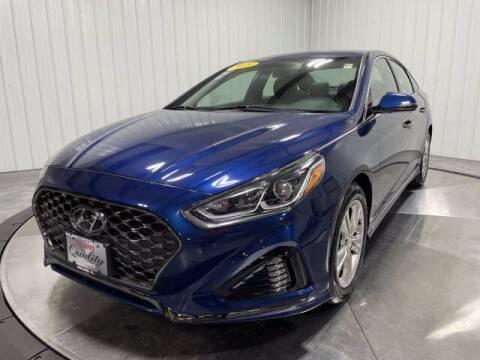 2019 Hyundai Sonata for sale at HILAND TOYOTA in Moline IL