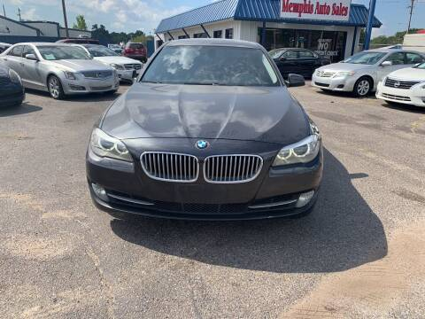 2011 BMW 5 Series for sale at Memphis Auto Sales in Memphis TN