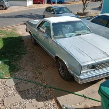 1983 GMC Caballero for sale at Classic Car Deals in Cadillac MI