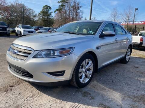 2012 Ford Taurus for sale at Right Price Auto Sales in Waldo FL