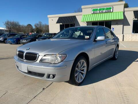 2008 BMW 7 Series for sale at Cross Motor Group in Rock Hill SC