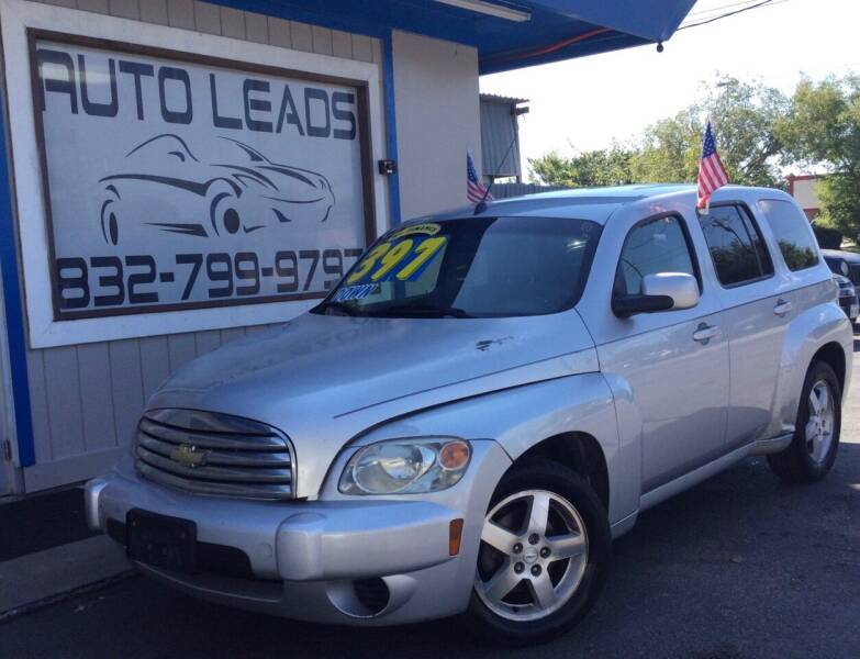 2011 Chevrolet HHR for sale at AUTO LEADS in Pasadena TX