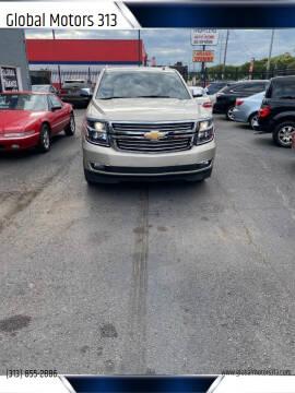 2015 Chevrolet Suburban for sale at Global Motors 313 in Detroit MI