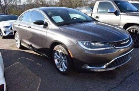 2017 Chrysler 200 for sale at JacksonvilleMotorMall.com in Jacksonville FL