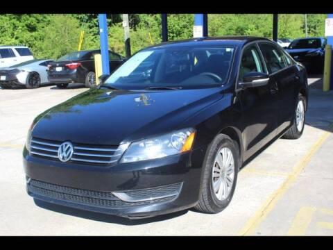 2015 Volkswagen Passat for sale at Inline Auto Sales in Fuquay Varina NC