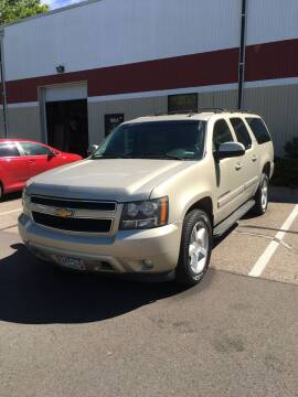 2007 Chevrolet Suburban for sale at Specialty Auto Wholesalers Inc in Eden Prairie MN