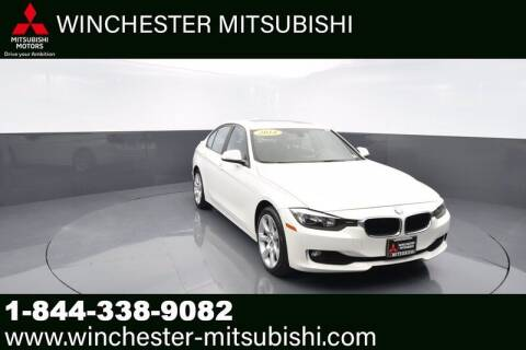 2014 BMW 3 Series for sale at Winchester Mitsubishi in Winchester VA