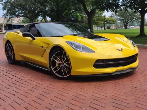 2016 Chevrolet Corvette for sale at Rite Track Auto Sales in Canton MI