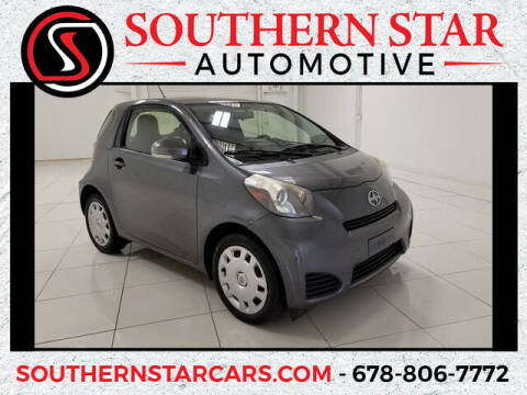 2013 Scion iQ for sale at Southern Star Automotive, Inc. in Duluth GA
