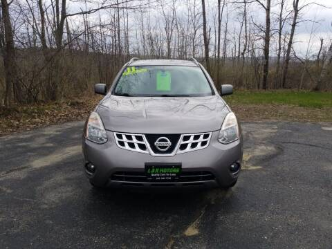 2011 Nissan Rogue for sale at L & R Motors in Greene ME