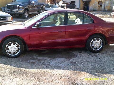 2002 Mitsubishi Galant for sale at D & D Auto Sales in Topeka KS