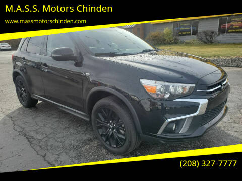 2018 Mitsubishi Outlander Sport for sale at M.A.S.S. Motors Chinden in Garden City ID