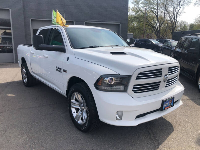 2014 RAM Ram Pickup 1500 for sale at Champs Auto Sales in Detroit MI