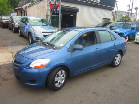 2008 Toyota Yaris for sale at Cali Auto Sales Inc. in Elizabeth NJ