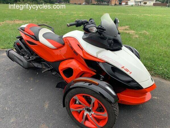 2015 Can-Am SPYDER RS-S SPECIAL EDITION for sale at INTEGRITY CYCLES LLC in Columbus OH