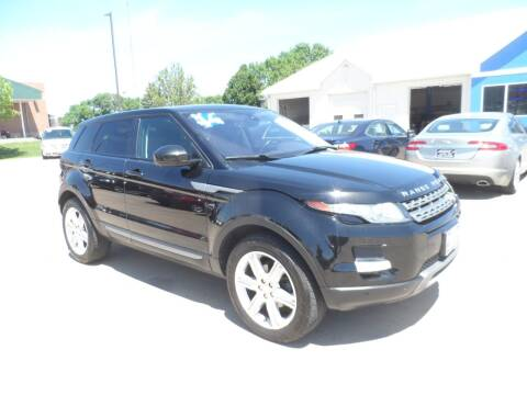 2014 Land Rover Range Rover Evoque for sale at America Auto Inc in South Sioux City NE