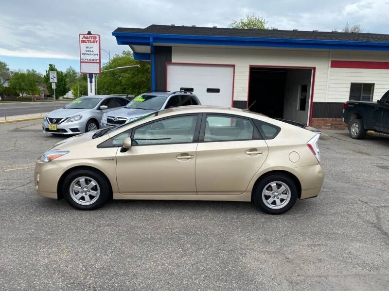 2010 Toyota Prius for sale at Auto Outlet in Billings MT