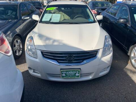 2010 Nissan Altima for sale at Park Avenue Auto Lot Inc in Linden NJ