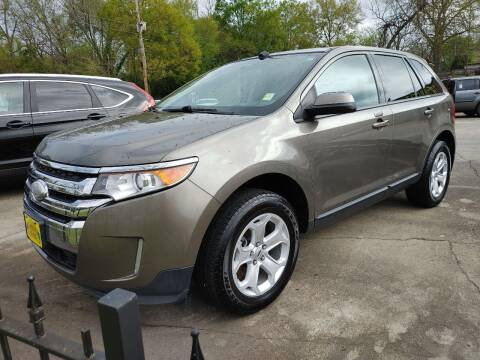 2013 Ford Edge for sale at TR Motors in Opelika AL